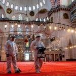 ترکی: مساجد دو ماہ بعد نماز کیلئے کھول دی گئیں