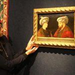 عثمانی سلطان کی تصویر لندن میں فروخت