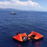 تُرکی نے سمندر سے آنے والے 36 پناہ گزینوں کی جان بچا لی