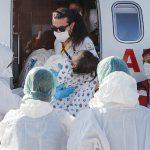 ذیابیطس کی شکار تُرک بچی خصوصی ایئر ایمبولینس سے انقرہ منتقل