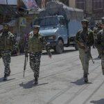 مقبوضہ کشمیر میں فائرنگ کے نتیجے میں چار مجاہدین ہلاک ہوگئے
