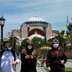 ترکی میں یومیہ  کورونا وائرس کیسیز کی تعداد ایک ہزار سے کم رہ گئی