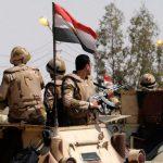 مصر کا لیبیا کی سرحد کے قریب فوجی آپریشن کا فیصلہ