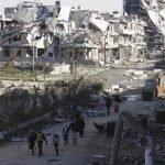 روس شام میں جنگی جرائم کا مرتکب ہے، اقوام متحدہ، روسی وزیر خارجہ کی تردید