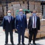 ترکی کی جانب سے کورونا وائرس کے خلاف جنگ میں غیرملکی امداد جاری