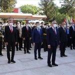 قبرص امن آپریشن کی 46 ویں سالگرہ، اعلی عہدیداروں کی شرکت