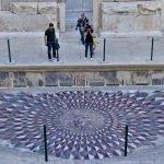 قدیم شہر کیبیرا میں میڈیوسا موزیک سیاحوں کی توجہ کا مرکز