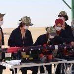 دفاعی صنعت میں دلچسپی رکھنے والے ترک طلباء ٹیکنوفیسٹ راکٹ ریس میں شامل