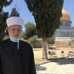 عرب ممالک اور مسلم دنیا فلسطین کے مقدس مقامات کی حفاظت کی ذمہ داری پوری کریں، فلسطینی مفتی محمد حسین