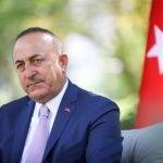 یورپین یونین مشرقی بحیرہ روم کا پائیدار حل تلاش کرنے میں مدد کرے، ترک وزیر خارجہ میولوت چاوش اولو