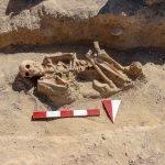 شرقی صوبہ وان کے ضلع گرپنار میں واقع چاوش تھیپے قلعے سے زیورات کے ساتھ دفن ایک یورتین خاتون کا ڈ ھانچہ دریافت