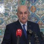 فلسطین کی جدوجہدِ آزادی مسلم امہ کے لئے مقدس فریضہ ہے، صدر الجیریا