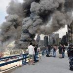 لبنان میں حزب اللہ کے اسلحہ گودام میں دھماکہ، تمام اسلحہ تباہ ہو گیا