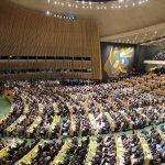 ترکی یورپ کے مقابلے میں اقوام متحدہ کی مالی ضروریات پوری کرنے والا بڑا ملک ہے