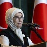 ترک خاتون اول پہلے دس بااثر مسلمانوں کی فہرست میں شامل