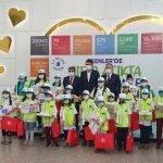زیرو ویسٹ منصوبے کے تحت 5 لاکھ ری سائیکل شدہ نوٹ بکس بچوں میں تقسیم
