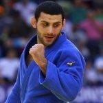 ترکش  جوڈو کھلاڑی وحدت البیرک نے  بداپسٹ  گرینڈ میں گولڈ میڈل اپنے نام کر لیا