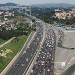 استنبول کے شہریوں کے  یومیہ ستر منٹ ٹریفک جام میں ضائع ہوتے ہیں