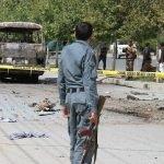 افغانستان: سڑک کنارے نصب بم پھٹنے سے 5 شہری جاں بحق