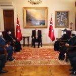 ترکی میں آرمینیا کی کمیونٹی کی حمایت جاری رکھیں گے، صدر ایردوان