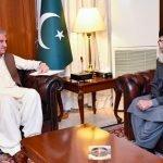 افغانستان کے سابق وزیراعظم گلبدین حکمت یار پاکستان پہنچ گئے، وزیر خارجہ سے ملاقات