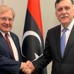 لیبیا میں سیاسی مذاکرات کے عمل میں ترکی کا کلیدی کردار ہے، امریکی سفیر