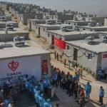 ترکی نے شام میں 600 گھر تعمیر کر کے مختلف خاندانوں میں تقسیم کر دیئے