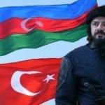 ارطغرل غازی کے اداکاروں  کی آذربائیجان کے ساتھ اظہار یکجہتی