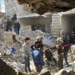 روس اور شام ادلب میں جنگ کے بین الاقوامی قوانین کی خلاف ورزی کے مرتکب، ہیومن رائٹس واچ