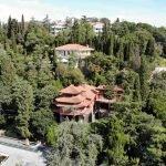 نامور جرمن معمار  کا استنبول میں محل برائے فروخت