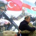 آذربائیجان میں فتح کا جشن،ترک وزیر دفاع باکو پہنچ گئے