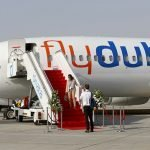 دبئی کی پہلی کمرشل فلائٹ اسرائیل لینڈ کر گئی