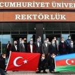 ترک یونیورسٹی کا آذربائیجان کے جنگ سے متاثرہ طالب علموں کے لئے اسکالرشپس کا اعلان