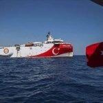 بحیرہ روم میں وسائل کی تلاش پر  یونان کے اعتراضات کی کوئی حیثیت نہیں، ترکی
