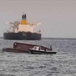 بحیرہ روم میں یونان کے بحری ٹینکر اور ترک کشتی کے تصادم سے 4 افراد ہلاک