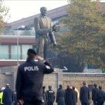 ترک قوم کا اپنے عظیم رہنما کمال اتاترک کی برسی پر خراج عقیدت