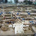 آثار قدیمہ،کھدائی کے دوران استنبول میں سنگ مر مر کے کھنڈرات     کا پتہ لگا لیا گیا