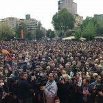 وزیراعظم مستعفی نہ ہوئے تو سول نافرمانی کی تحریک چلائیں گے، آرمینیا کی اپوزیشن