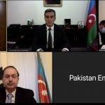 پاکستان اور آذربائیجان کی وزارت خارجہ کا اعلیٰ سطح کا اجلاس