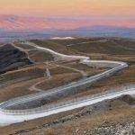 ترکی اور ایران کی سرحد پر 81 کلومیٹر دیوار کی تعمیر کا کام مکمل