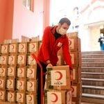 ترکی نے آذربائیجان اور بوسنیا کے لئے امدادی سامان روانہ کر دیا