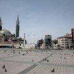 ترکی میں ایک بار پھر کرفیو نافذ، پیر کو رات گئےختم ہو گا