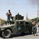 افغان فورسز کا 286 طالبان ہلاک کرنے کا دعویٰ، طالبان کی تردید