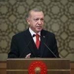خلا میں ترک سیٹلائٹس کی تعداد سات ہو گئی ہے، صدر ایردوان