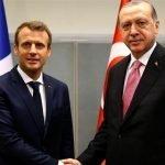 فرانسیسی صدر نے یورپ میں استحکام کے لئے صدر ایردوان سے مدد مانگ لی