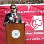 ترکی اردو ویب سائٹ کا باقاعدہ آغاز ، تقریب میں ترک سفیر احسان مصطفیٰ یردکل اور وفاقی وزیر شہریار آفریدی کی شرکت