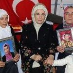 ترک خاتون اول کا احتجاج پر بیٹھی ماوٗں سے اظہار یکجہتی