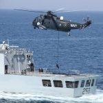 پاک بحریہ کی امن فوجی مشقیں