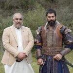 اسپیکر  قومی اسمبلی اسد قیصر نے ارطغرل غازی اور کورولوش عثمان کے سیٹ کا دورہ کیا