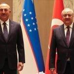 ترک وزیر خارجہ کی ازبکستان  کے وزیر خارجہ سے ملاقات